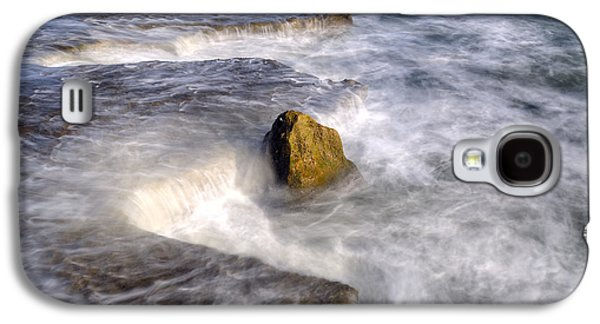 Swirly Water Galaxy S4 Case by Joana Kruse
