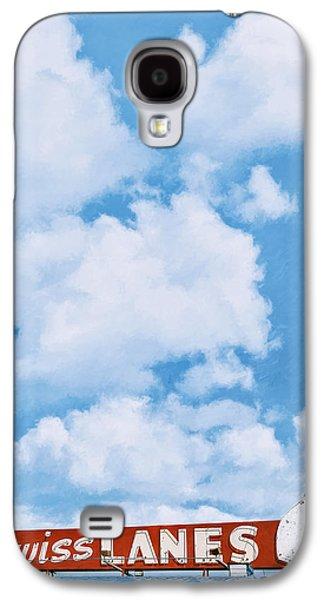 Swiss Lanes Galaxy S4 Case by Scott Norris