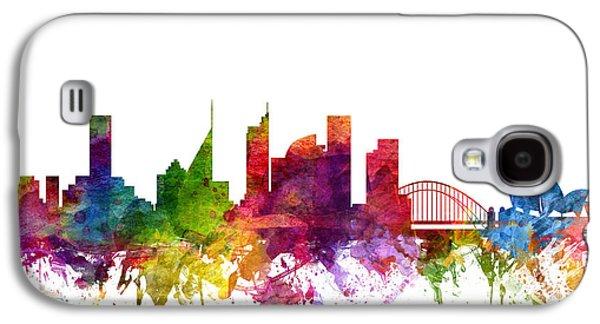 Sydney Australia Cityscape 06 Galaxy S4 Case