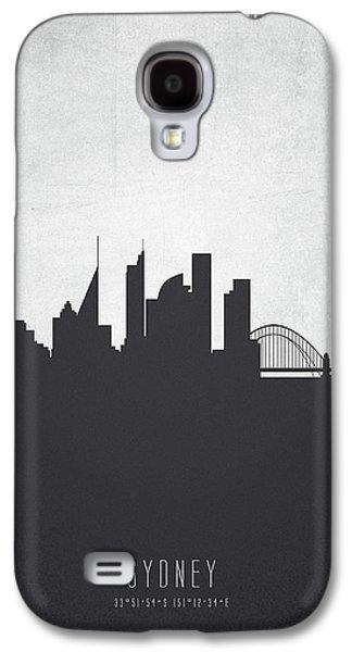 Sydney Australia Cityscape 19 Galaxy S4 Case