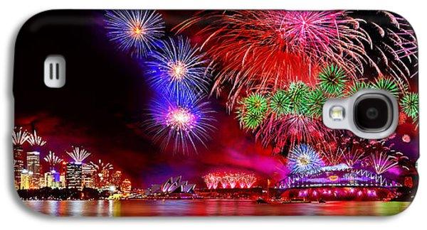 Sydney Celebrates Galaxy S4 Case