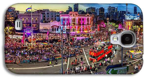 Sydney Gay And Lesbian Mardi Gras Parade Galaxy S4 Case