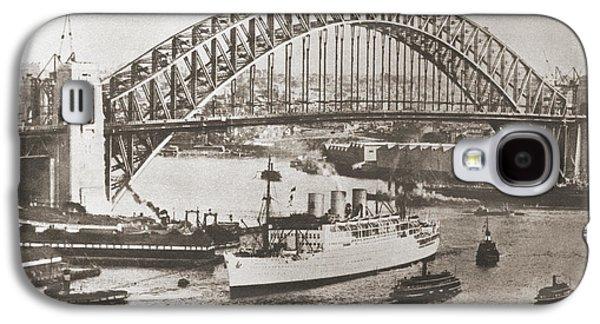 Sydney Harbour Bridge, Sydney Galaxy S4 Case