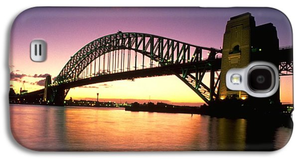 Sydney Harbour Bridge Galaxy S4 Case by Travel Pics