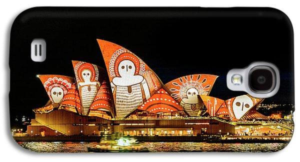 Ochre On Opera Galaxy S4 Case