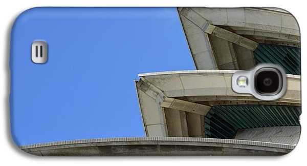 Sydney Opera House Roof Detail No. 14-1 Galaxy S4 Case by Sandy Taylor