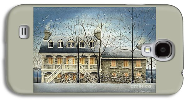 Symmes' Inn Galaxy S4 Case by Catherine Holman