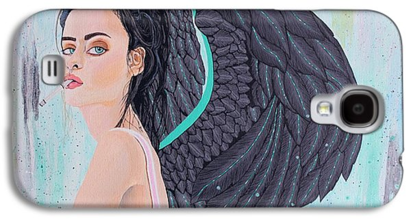 Synchrony Galaxy S4 Case by Sonal Poghat