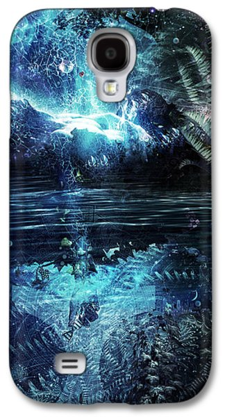 Syndrome Galaxy S4 Case by Cameron Gray