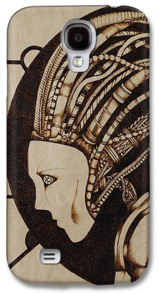 Synth Galaxy S4 Case by Jeff DOttavio