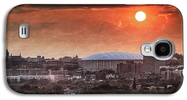 Syracuse Sunrise Over The Dome Galaxy S4 Case