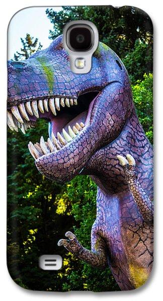 T-rex Oregon Woods Galaxy S4 Case