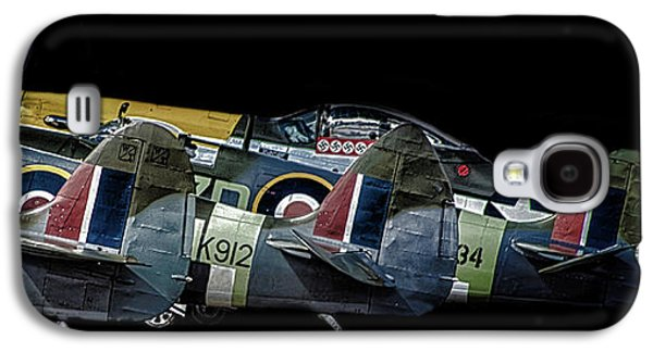 Tail Fins Galaxy S4 Case by Martin Newman