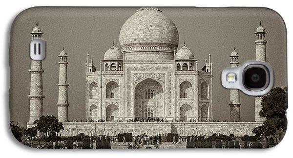 Taj Mahal Galaxy S4 Case by Hitendra SINKAR