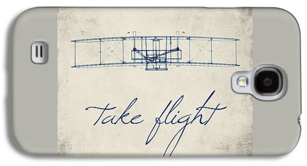 Take Flight Galaxy S4 Case by Brandi Fitzgerald