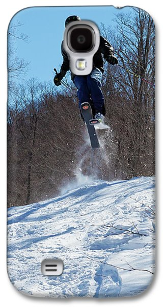 Galaxy S4 Case featuring the photograph Taking Air On Mccauley Mountain by David Patterson