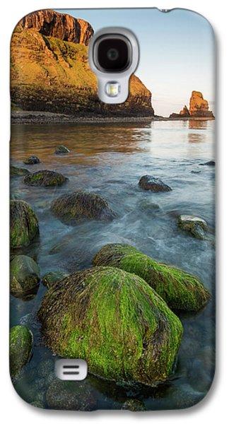Talisker Beach Sunrise Galaxy S4 Case by Davorin Mance