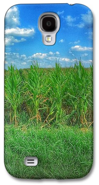 Tall Corn Galaxy S4 Case by Jame Hayes