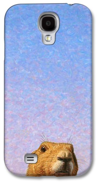 Tall Prairie Dog Galaxy S4 Case