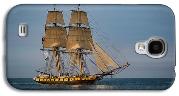 Tall Ship U.s. Brig Niagara Galaxy S4 Case