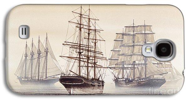 Tall Ships Galaxy S4 Case