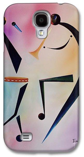 Tambourine Jam Galaxy S4 Case