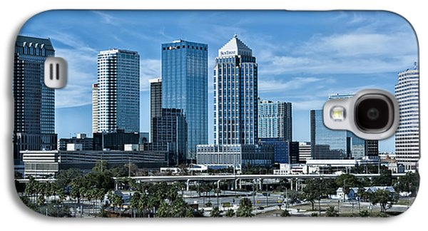 Tampa Bay Skyline Galaxy S4 Case