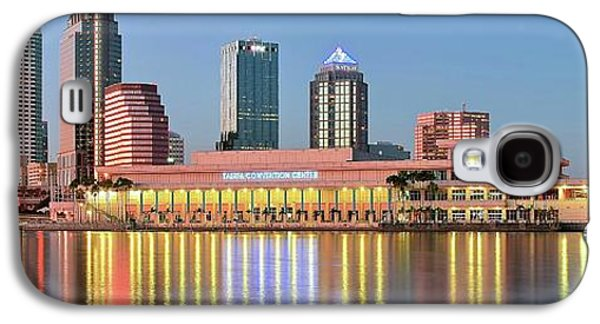Tampa Panoramic View Galaxy S4 Case
