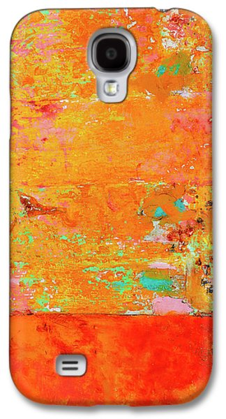 Tangerine Dream Galaxy S4 Case