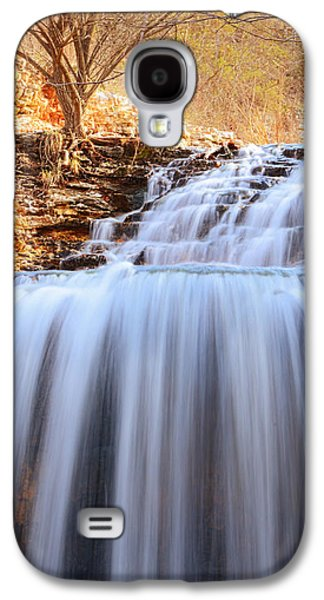 Tanyard Creek Waterfall Arkansas Galaxy S4 Case