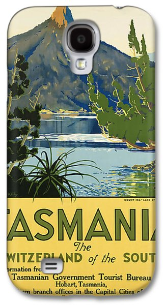 Tasmania_switzerland Of The South Galaxy S4 Case by David Wagner