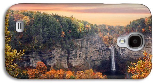 Taughannock Sunset Galaxy S4 Case