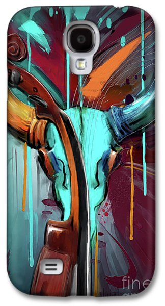 Taurus Galaxy S4 Case by Melanie D