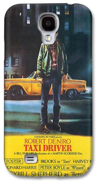 Taxi Driver - Robert De Niro Galaxy S4 Case by Georgia Fowler