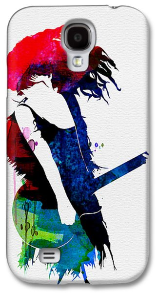 Taylor Watercolor Galaxy S4 Case by Naxart Studio