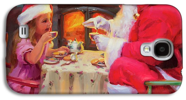 Magician Galaxy S4 Case - Tea For Two by Steve Henderson