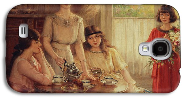 Tea Time Galaxy S4 Case