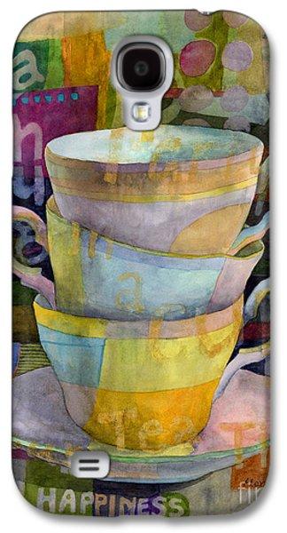Tea Time Galaxy S4 Case by Hailey E Herrera