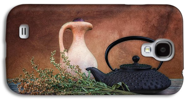 Teapot With Pitcher Still Life Galaxy S4 Case