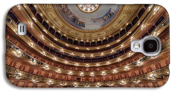 Teatro Colon Performers View Galaxy S4 Case