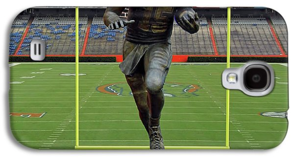 Tebow In The Swamp Galaxy S4 Case by D Hackett
