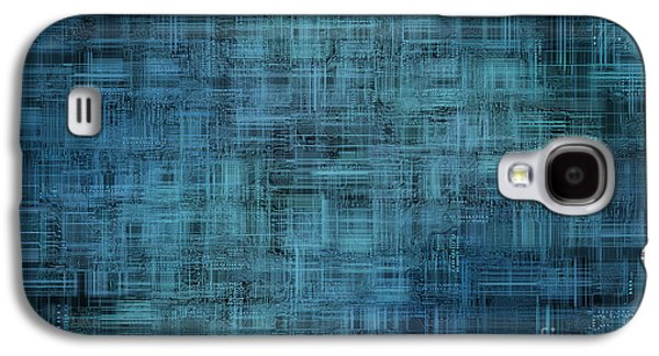 Technology Abstract Background Galaxy S4 Case