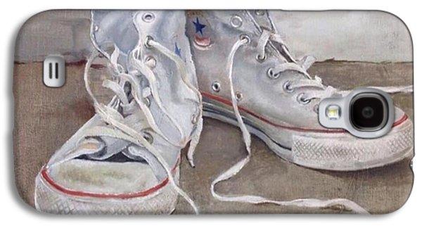 Teenage Kicks Galaxy S4 Case by Sara Sutton