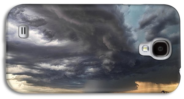 Tempest Galaxy S4 Case by Jill Van Doren Rolo