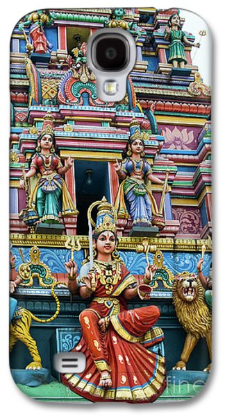 Temple Gopuram Galaxy S4 Case