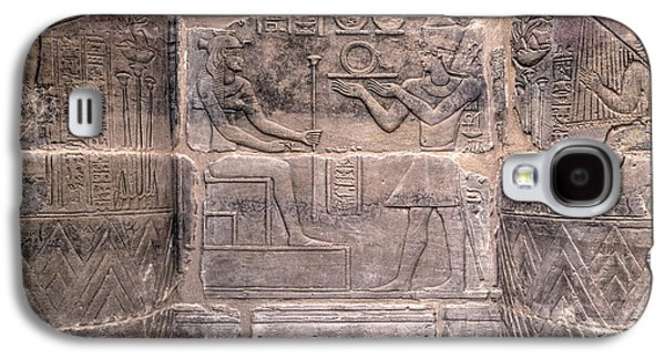 Temple Of Philae - Egypt Galaxy S4 Case by Joana Kruse