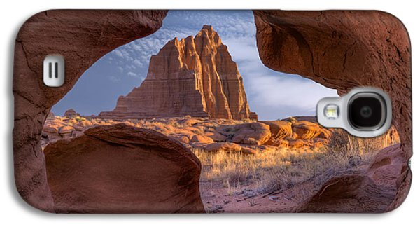 Temple Of The Sun Galaxy S4 Case by Leland D Howard