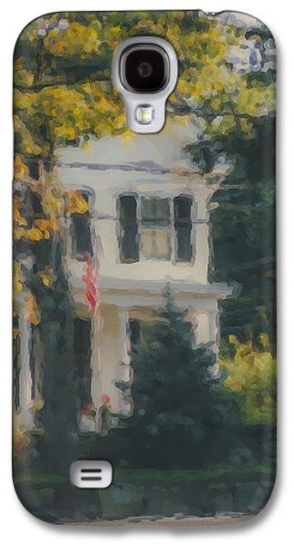Ten Lincoln Street, Easton, Ma Galaxy S4 Case by Bill McEntee