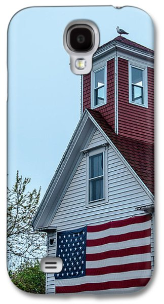 Tenants Harbor Wayside Inn Galaxy S4 Case