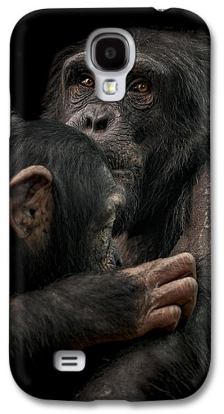 Tenderness Galaxy S4 Case by Paul Neville